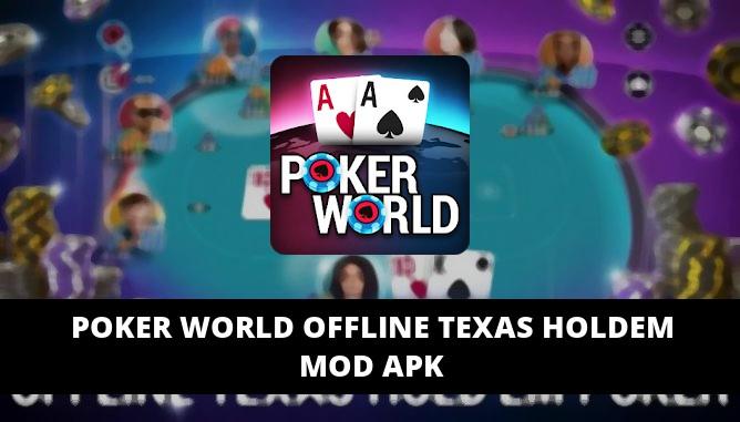 Poker World Offline Texas Holdem Featured Cover