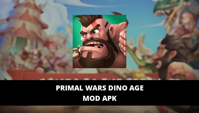 Primal Wars Dino Age Featured Cover
