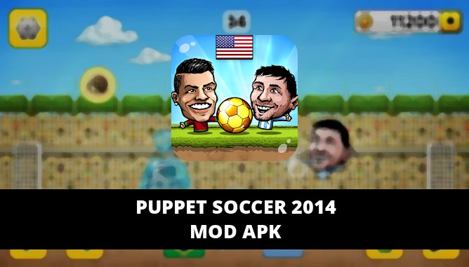 Puppet Soccer 2014 Featured Cover