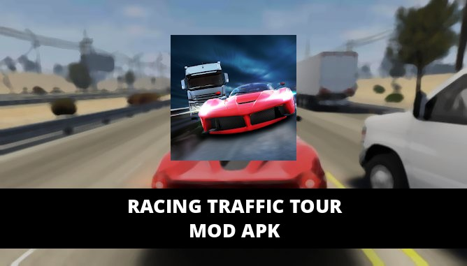 Racing Traffic Tour Featured Cover