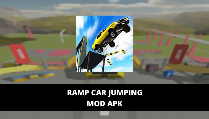 Ramp Car Jumping Featured Cover