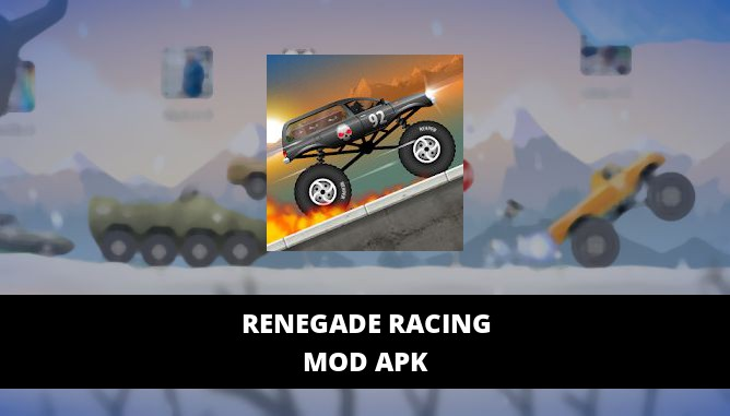 Renegade Racing Featured Cover