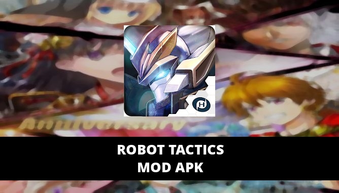 Robot Tactics Featured Cover