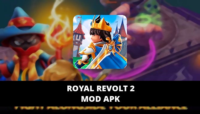 Royal Revolt 2 Featured Cover