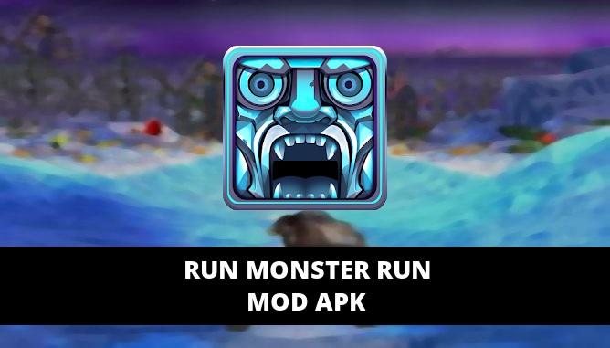 Run Monster Run Featured Cover