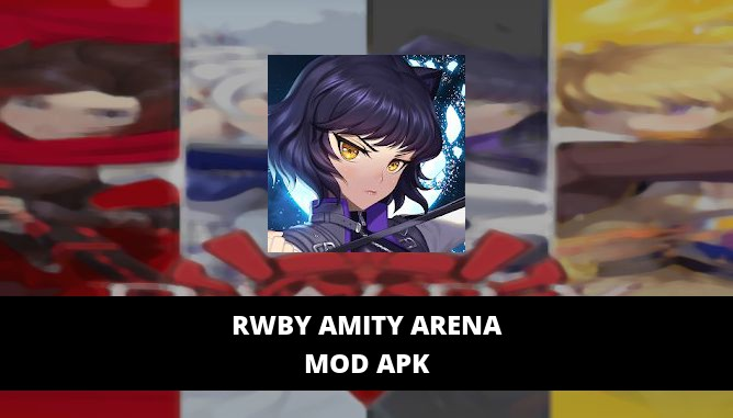 RWBY Amity Arena Featured Cover