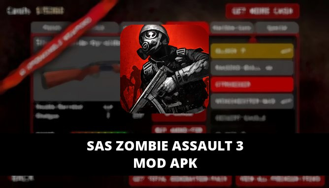 SAS Zombie Assault 3 Featured Cover