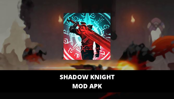 Shadow Knight Featured Cover