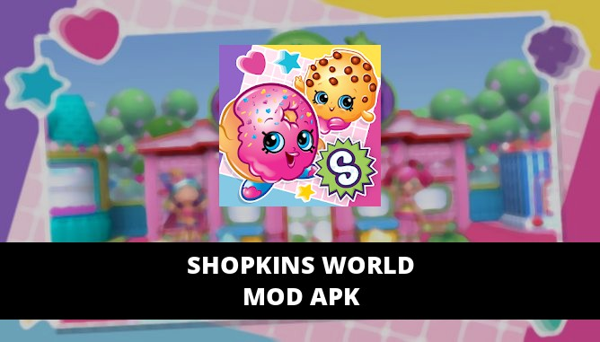 Shopkins World Featured Cover