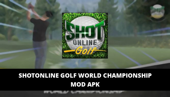 SHOTONLINE GOLF World Championship Featured Cover