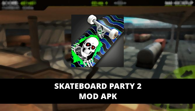 Skateboard Party 2 Featured Cover