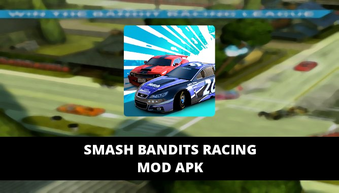 Smash Bandits Racing Featured Cover
