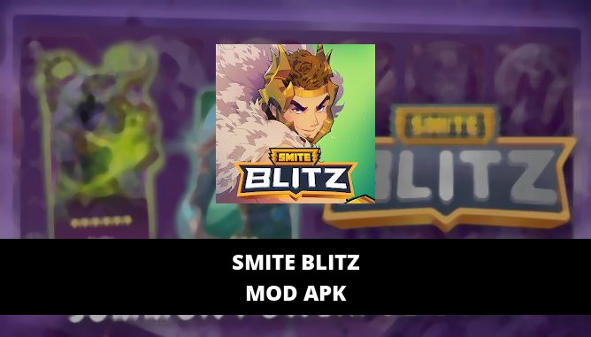 Smite Blitz Featured Cover