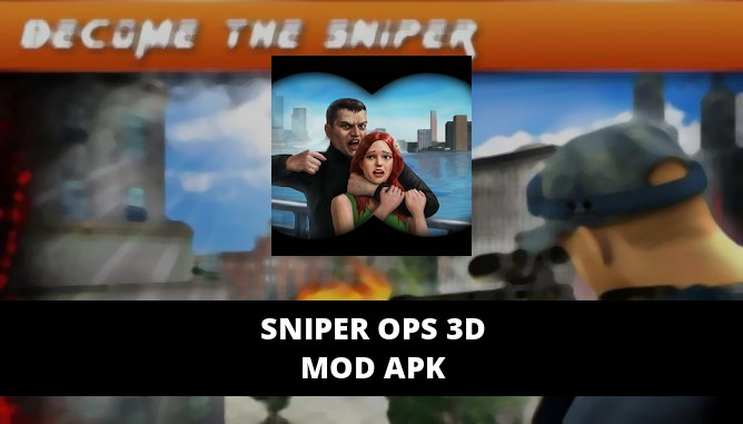 Sniper Ops 3D Featured Cover