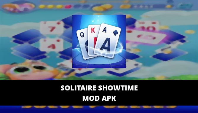 Solitaire Showtime Featured Cover
