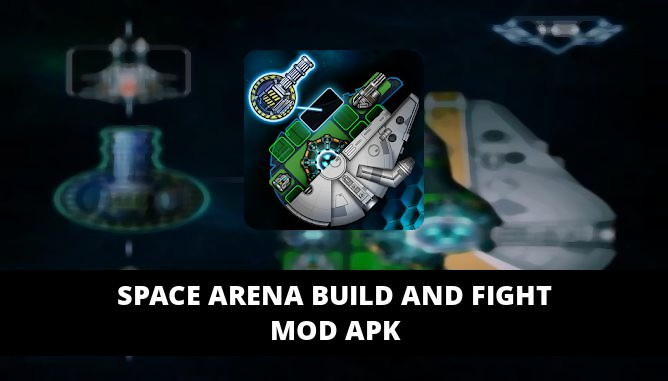 Space Arena Build and Fight Featured Cover