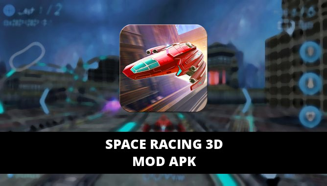 Space Racing 3D Featured Cover