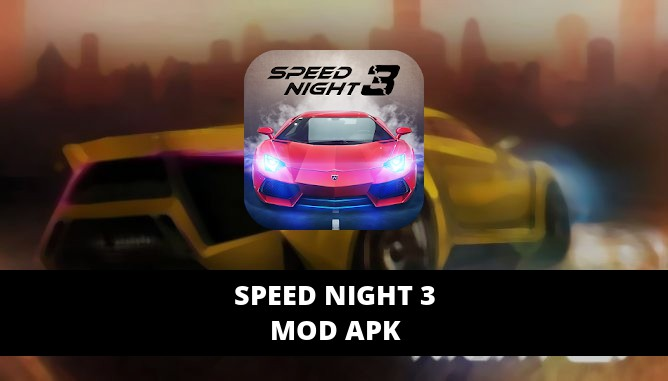 Speed Night 3 Featured Cover