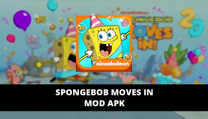 SpongeBob Moves In Featured Cover