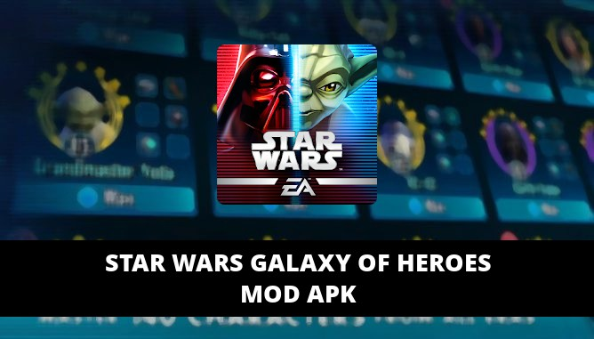 Star Wars Galaxy of Heroes Featured Cover