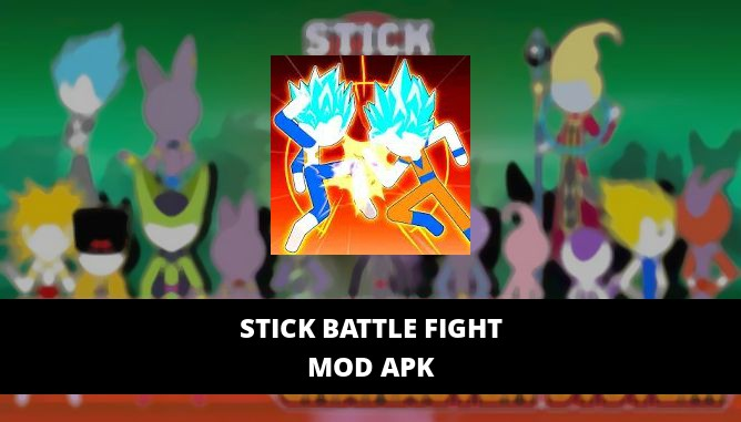 Stick Battle Fight Featured Cover