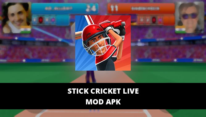 Stick Cricket Live Featured Cover