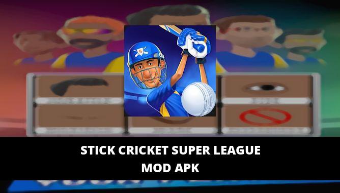 Stick Cricket Super League Featured Cover