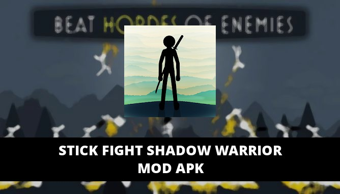 Stick Fight Shadow Warrior Featured Cover