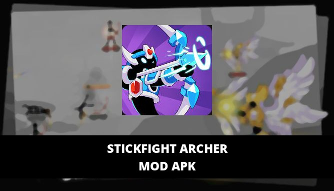 Stickfight Archer Featured Cover