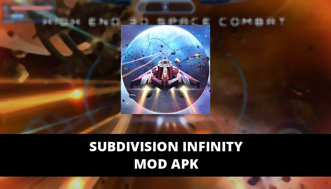 Subdivision Infinity Featured Cover