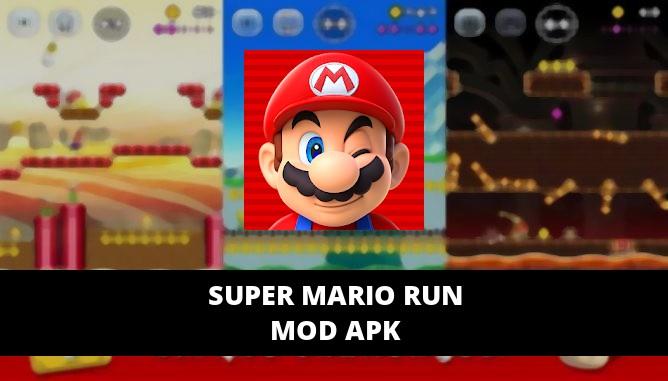 Super Mario Run Featured Cover