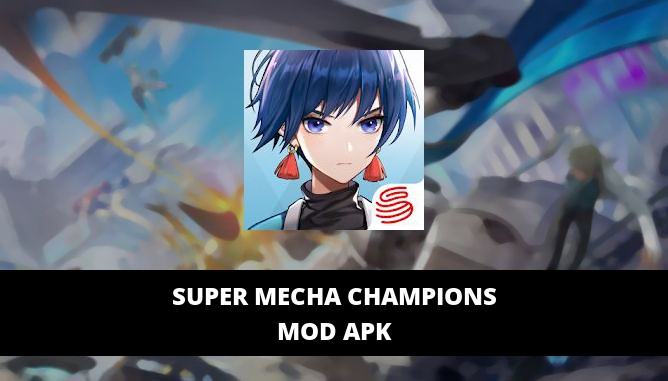 Super Mecha Champions Featured Cover