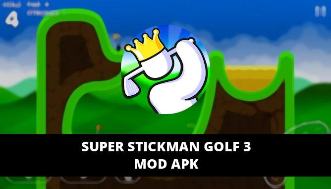 Super Stickman Golf 3 Featured Cover