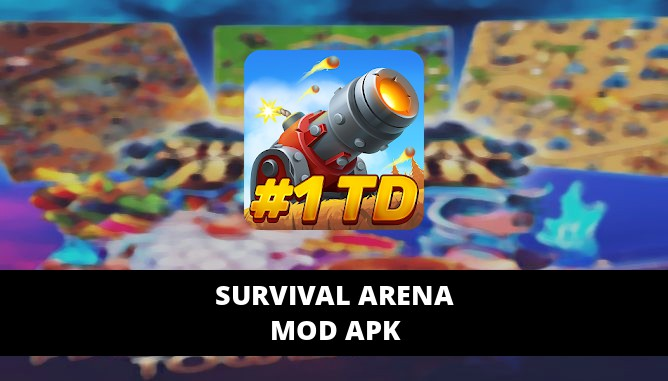 Survival Arena Featured Cover