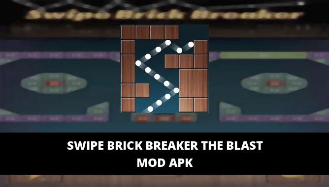 Swipe Brick Breaker The Blast Featured Cover
