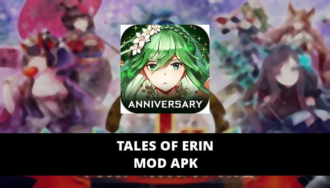 Tales of Erin Featured Cover