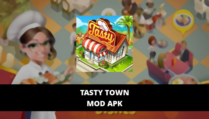 Tasty Town Featured Cover