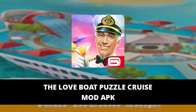 The Love Boat Puzzle Cruise Featured Cover