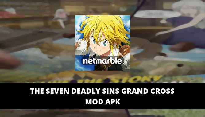The Seven Deadly Sins Grand Cross Featured Cover