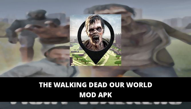 The Walking Dead Our World Featured Cover