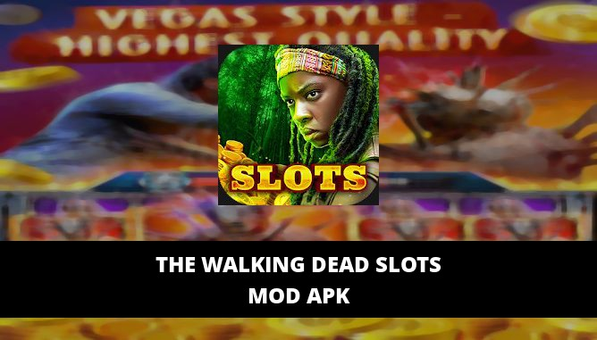 The Walking Dead Slots Featured Cover