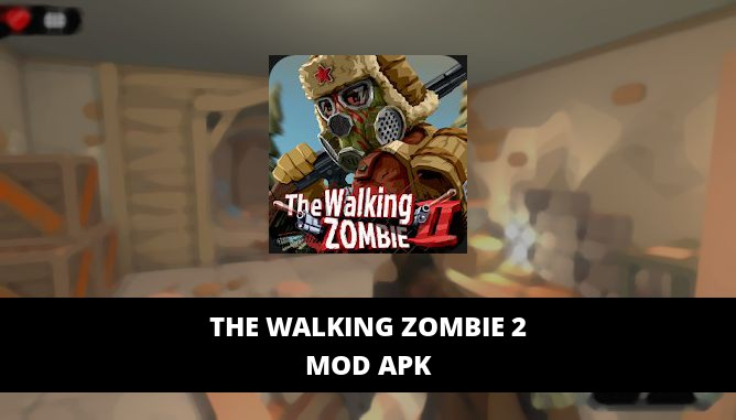 The Walking Zombie 2 Featured Cover
