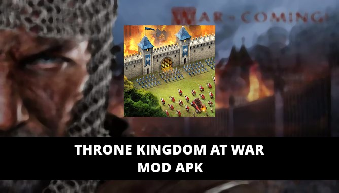 Throne Kingdom at War Featured Cover