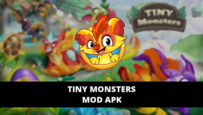 Tiny Monsters Featured Cover