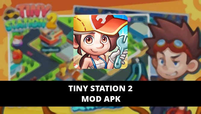 Tiny Station 2 Featured Cover