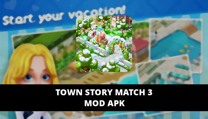 Town Story Match 3 Featured Cover