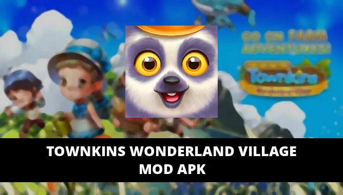 Townkins Wonderland Village Featured Cover