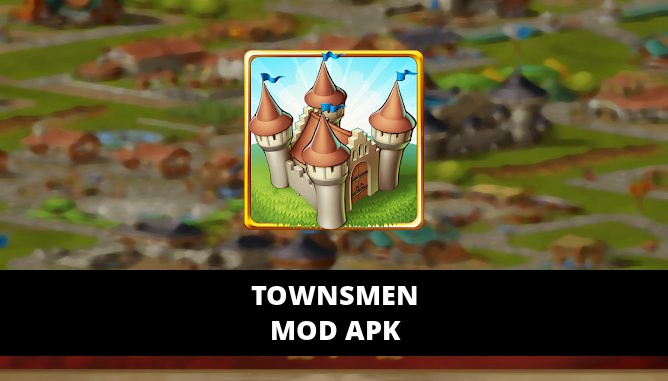 Townsmen Featured Cover