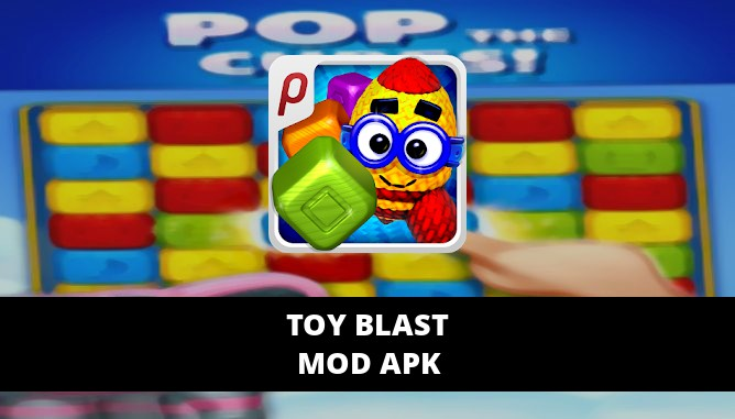 Toy Blast Featured Cover