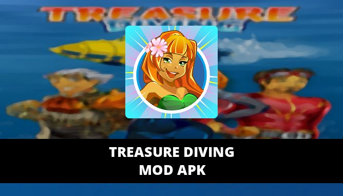 Treasure Diving Featured Cover